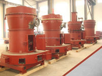 The latest technology grinding gypsum machine price factory