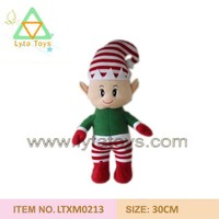 ICTI Factory Best Price Christmas plush Toy