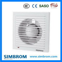 High Powered Waterproof Bathroom Window Mounted Exhaust Ventilation Fan