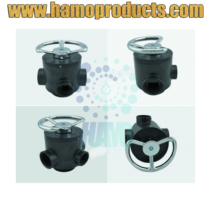 Credible China Product Manual Filter Valve from HAMO