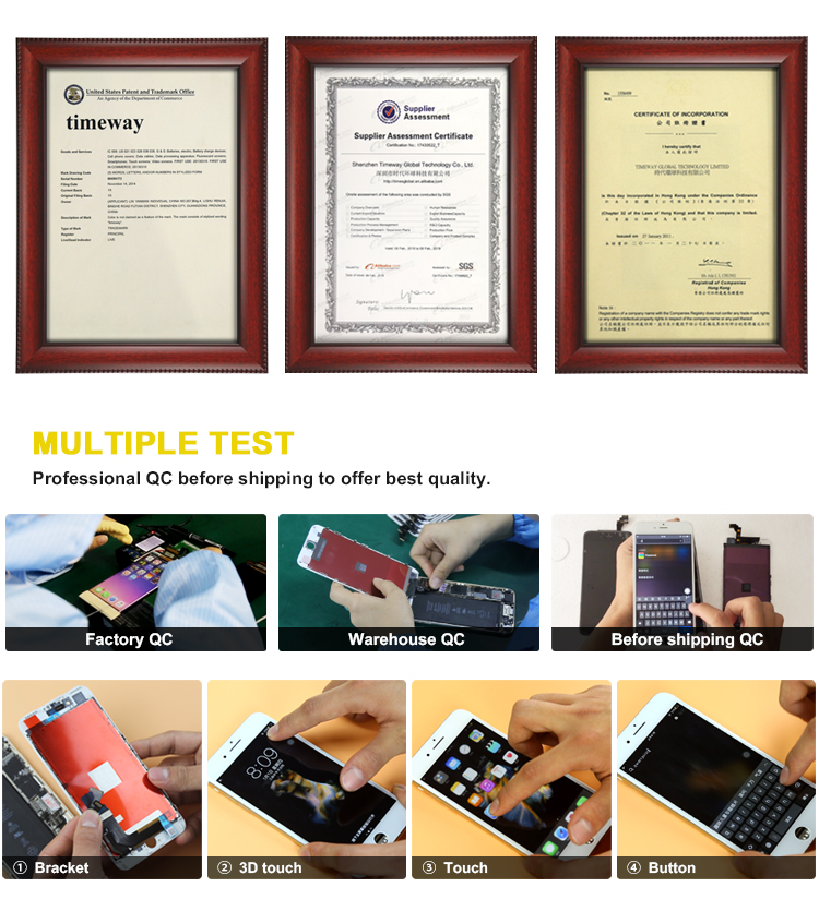 For iPhone 4 4s 2.5D Premium Tempered Glass 0.26 9H Screen Protector Toughened Protective Film With Retail Packing
