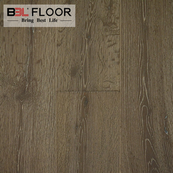 BBL Wide Plank Engineered Waterproof Limed Oak Wood Flooring