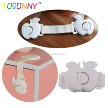 baby safety lock plastic cabinet lock security lock down latches baby locking system