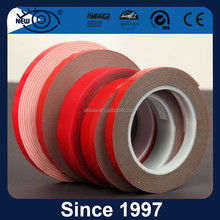 Long lasting adhesive grey/transparent 3m double sided tape