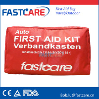 CE NYLON auto first aid kit