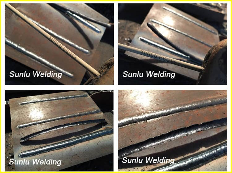 Welding Electrodes Low Hydrogen Coated, Low Alloy With Appropriate Strength