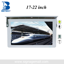The best price 18.5 inch wifi touch screen lcd player digital lcd display bus advertising monitor
