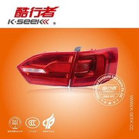 Auto Rear Lamp For Jetta 2012 Tail Light