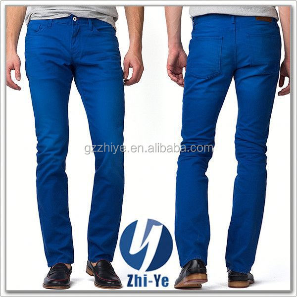 new design latest fashion jeans blue