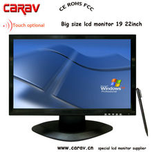 19 Inch Rackmount Industrial Touch Screen Monitor(CE,FCC,ROHS)