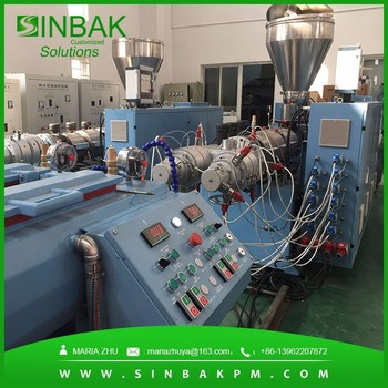 20-63mm Plastic Pipe Extrusion Machine for PE PVC PPR Pipe Making Machine
