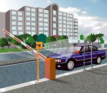 RFID parking system for vehicle access control