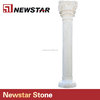 Indoor And Outdoor Decorative Pillars marble Columns