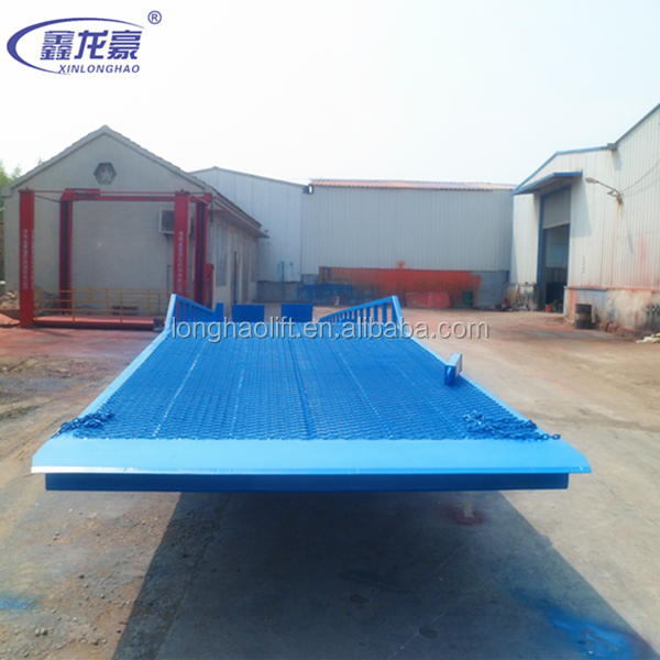 6ton-15ton mobile dock leveler Container loading ramps with 10% discount