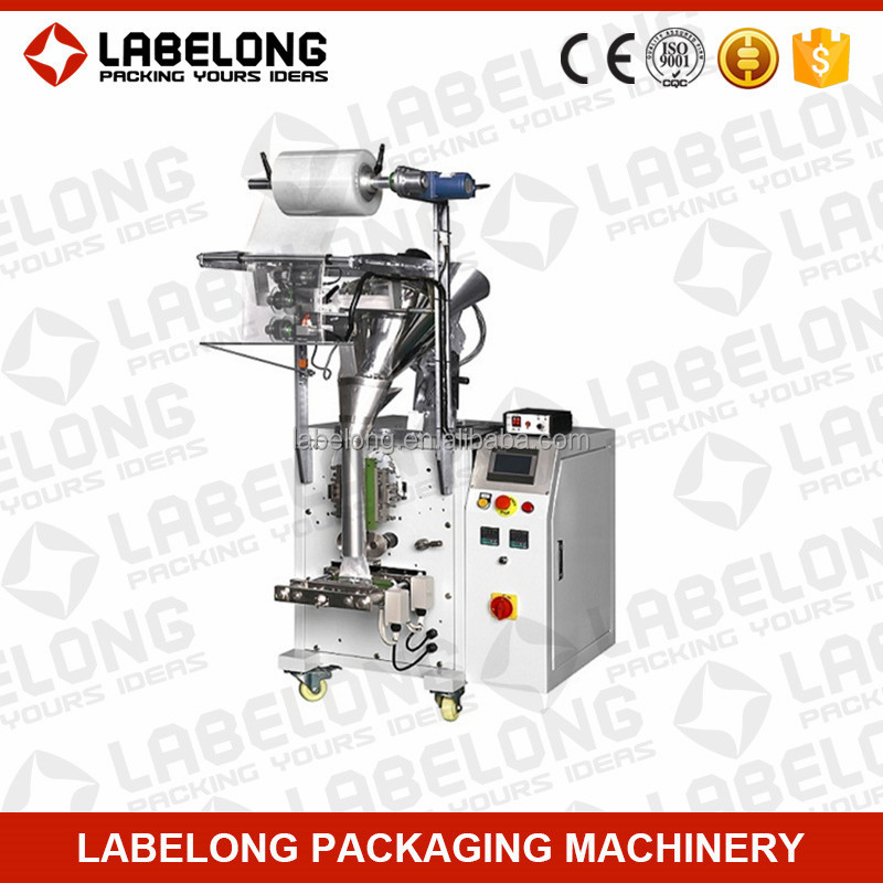 Full automatic beans and peanuts packing machine