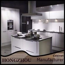 China Modern White Lacquer Kitchen Cabinets