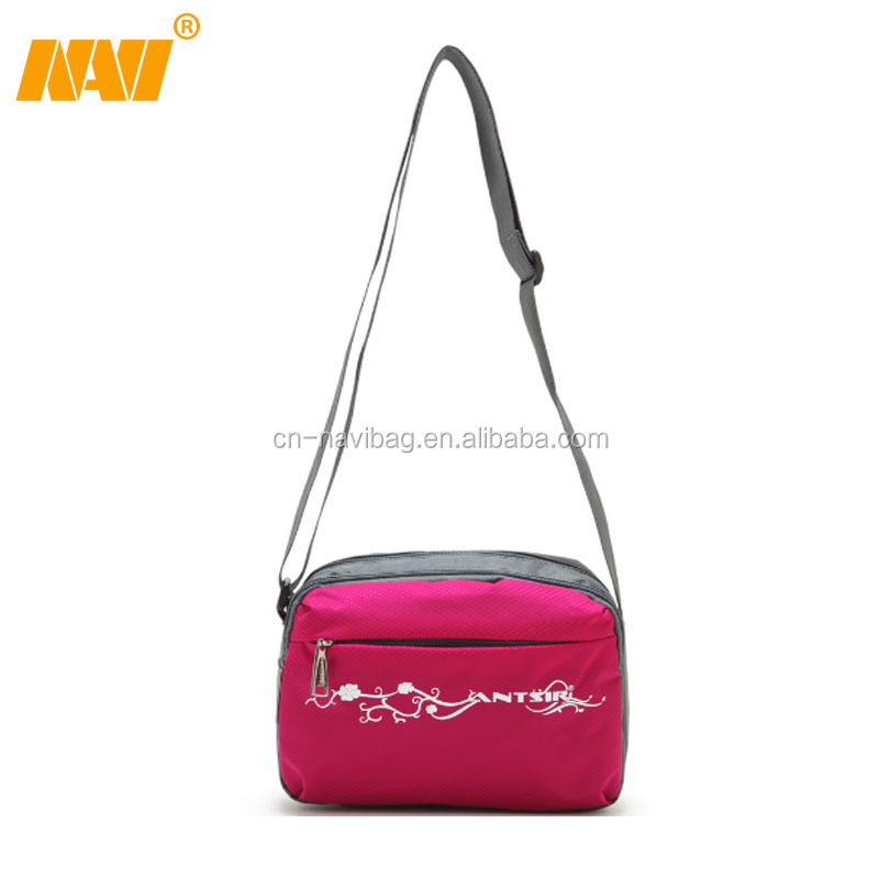 chinese factory produce unisex sports shoulder bag