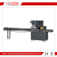 Factory price bread flow pack machine