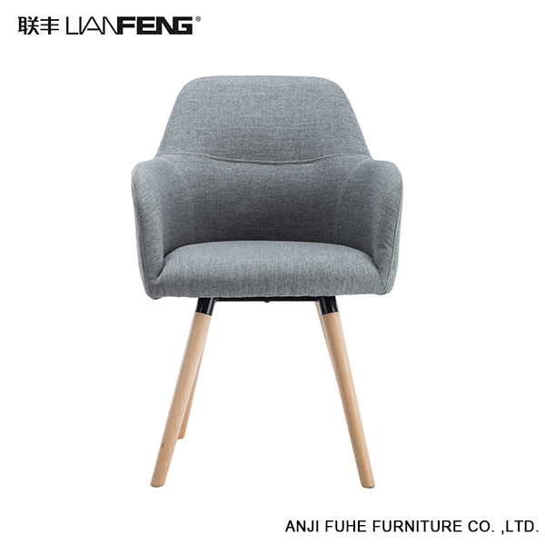 LIANFENG accent design living room fabric sofa chair