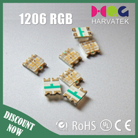 Common Anode SMD RGB LED Light Emitting Diode