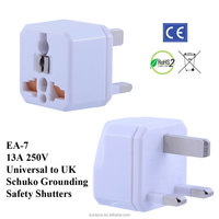 UK Universal Travel Adapter Plug Adaptor