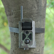 Outdoor Waterproof Thermal Video Camera with 12mp 1080p HD GSM SMS MMS 3g hunting camera