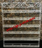 Promotion Nail salon gift/custom nail color display rack/nail enamel wall-mounted metal accessory