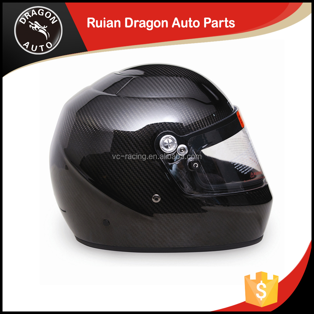 High Quality Cheap Custom safety helmet / motorbike racing helmets visors BF1-760 (Carbon Fiber)