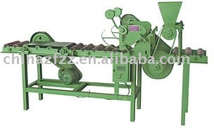 Clay brick cutter