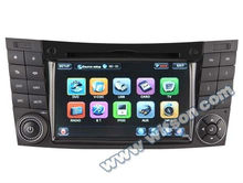 WITSON car radio 2 din for for MERCEDES-BENZ W211 E CLASS