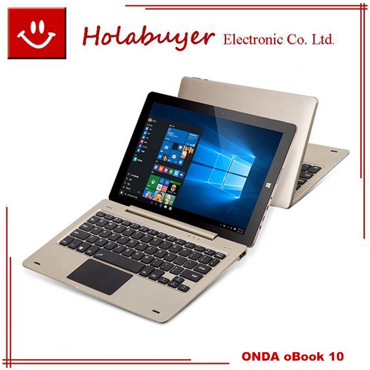 ONDA obook 10 4G/64GB dual os 1280*800 Intel quad core tablets 10.1 inch