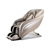 Innovative Full Body Shiatsu Stretched Foot Rest Massage Chair