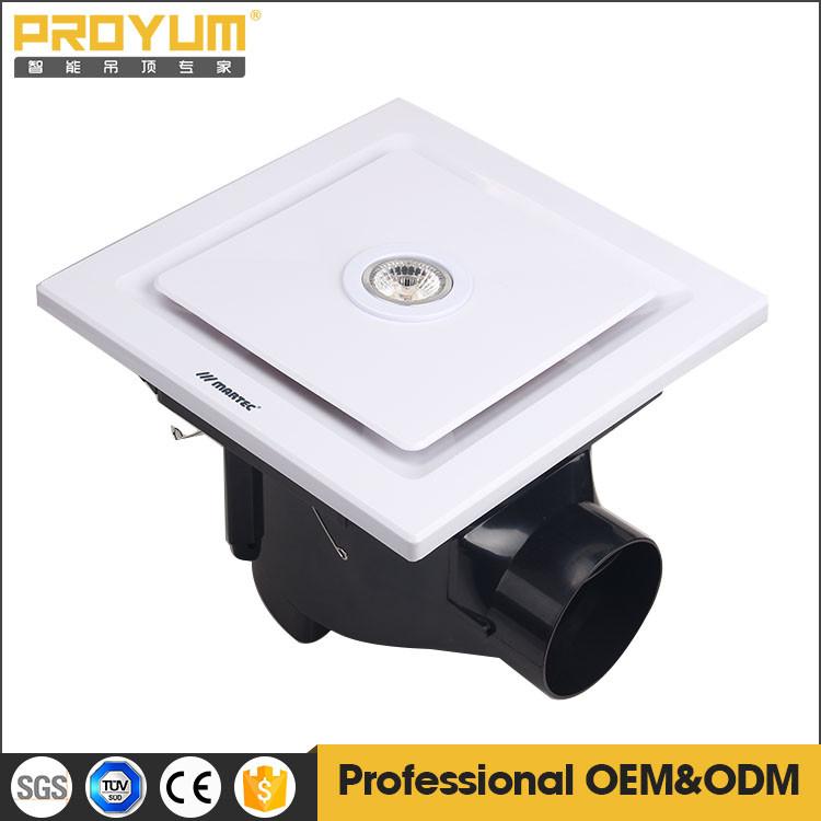 Ceiling mounted bathroom small exhaust fan buy kitchen for Small bathroom exhaust fan