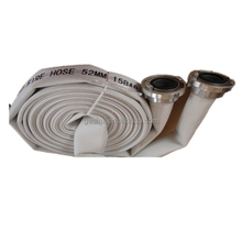 PU/PVC/RUBBER/EPDM Lining Fire Hose with Storz coupling