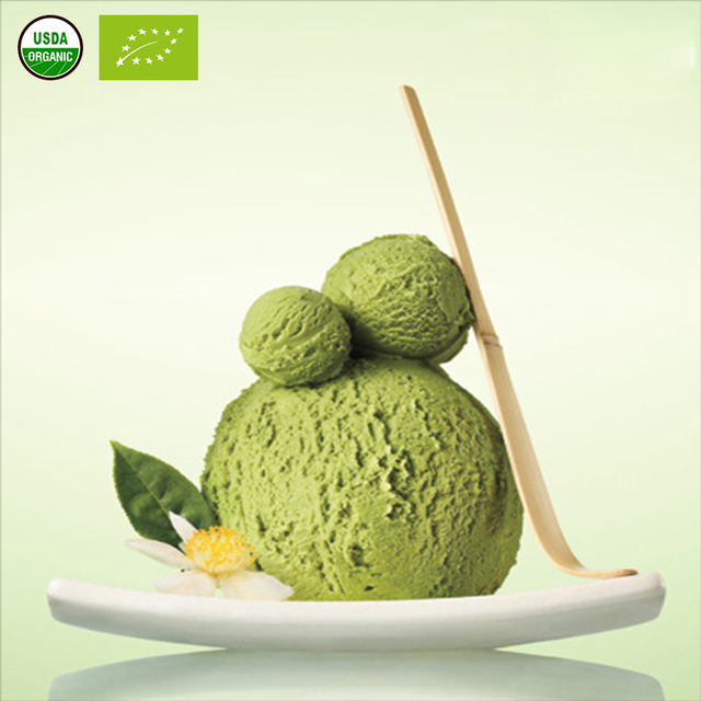 Food Grade Organic Japanese Matcha Powder Brands Green Tea
