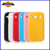 For Samsung Galaxy Core i8260 Soft Skin Gel Solid TPU Case