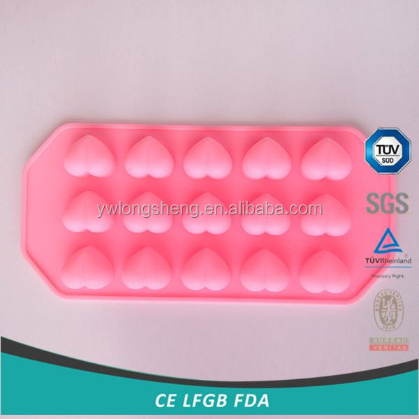 New and hot trendy style pumpkin shape silicone cake mold from China