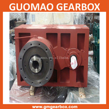 Orange color gear box/ speed reduction box