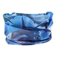 Seamless sublimation bandana customized multipurpose tubular bandana headwear