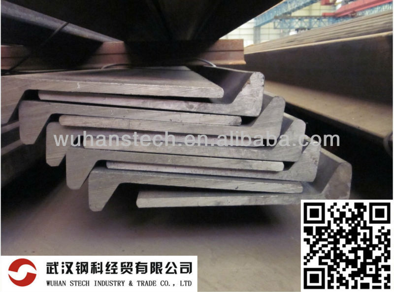 CCS,ABS hot sale bulb flat steel angle