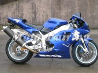 motorcycle fairing for yamaha r11998-1999 r1 98-99 blue