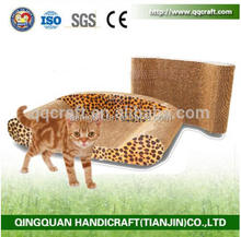 Cat Scratcher Lounge Kitty Couch Cardboard Cat Scratcher Sofa Bed Protect your Furniture getting damaged