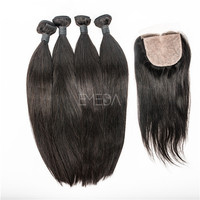 Human hair extensions sourced from indian human hair china supplier