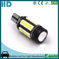 2016 factory T15 Wedge Base 15Smd Panel 12-Smd 5050 Auto Led Dome Light Car Lighting Ba9s 31-44Mm T5