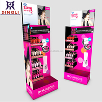 Customized Best Quality Mac Cosmetic Display, cosmetic store display