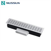 China Manufacturer supply air louvered plastic, hvac circular diffuser