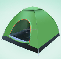 Outdoor Camping Portable Tent One Room Single Layer Automatic Tent