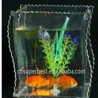 Custom Any Size aquarium accessories clear acrylic fish tank