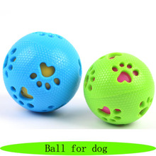 Wholesale ball for dog, treat ball dog toy, pet soft toy manufacturers
