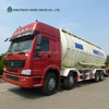 Manufacturer sale dry bulk cement powder truck bulk cement silo truck